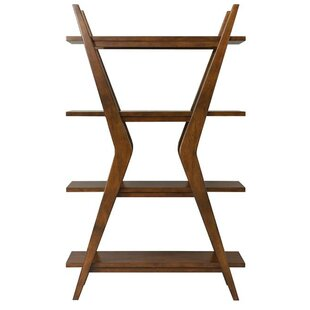 Woodcrest Etagere Bookcase by Langley Street