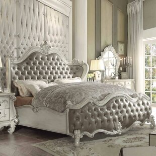 Astoria Grand Welton Upholstered Panel Bed