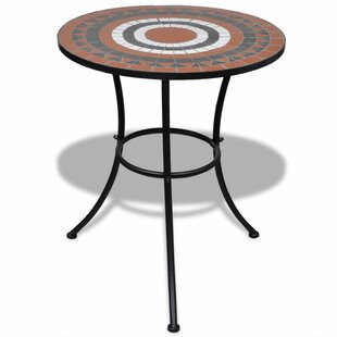 Burt Iron Bistro Table By Sol 72 Outdoor