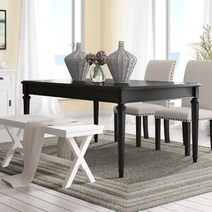 Beachcrest Home Wheelock Extendable Dining Table