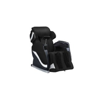 Zero Gravity Massage Chair with Footrest by Red Barrel Studio
