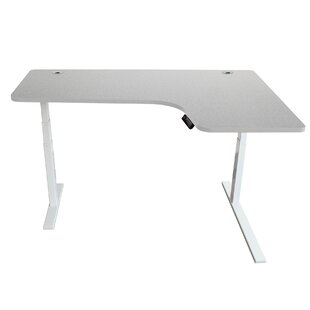 Symple Stuff Yadira Ergonomic Height Adjustable Standing Desk