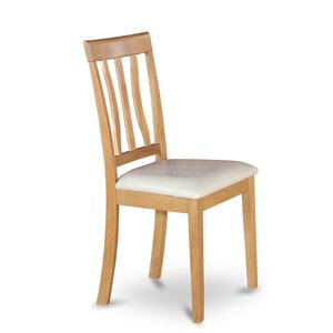 Woodward Rubberwood Side Chair (Set of 2)