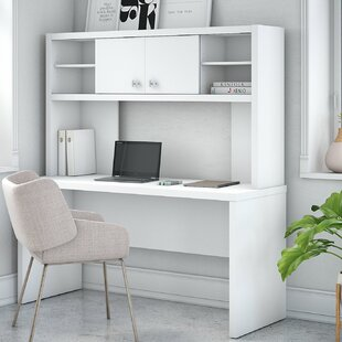 Kathy Ireland Office by Bush Echo 2 Piece Desk Office Suite
