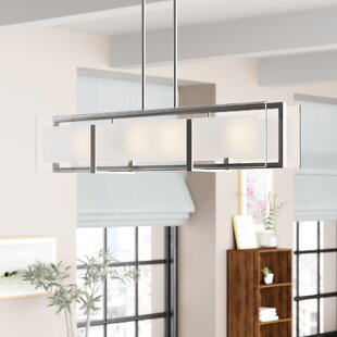 Bargain Frances 4-Light Shaded Chandelier By Wade Logan