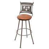 Rosenzweig Swivel Bar & Counter Stool by Loon Peak®