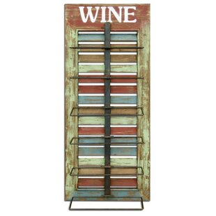 Vintage Window Shutter Wall Mounted Wine ..