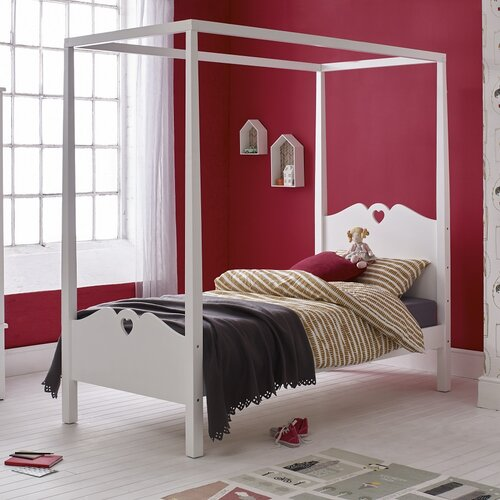 Holly Single (3) Four Poster Bed The Childrens Furniture Com