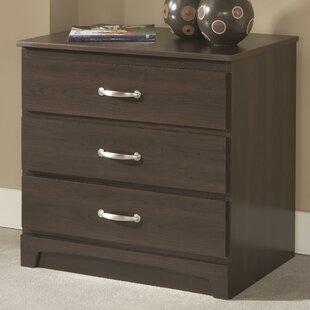 Buy luxury No Da 3 Drawer Chest by Lang Furniture Reviews (2019) & Buyer's Guide