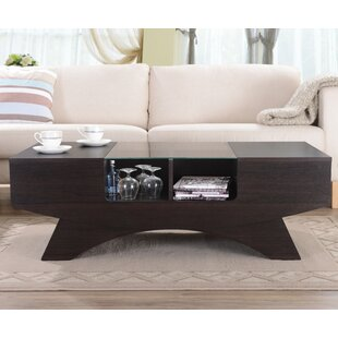 Best Deals Madilynn Coffee Table By Wade Logan
