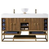 Radersburg 59 Double Bathroom Vanity Set by Wrought Studio