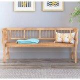 Millard Wood Bench