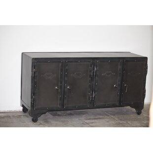 Exceptionnel Camarena Vault Metal Modern Sideboard/Buffet
