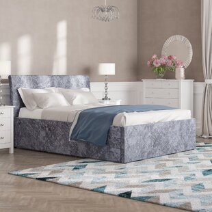 Alcester Upholstered Ottoman Bed By Canora Grey