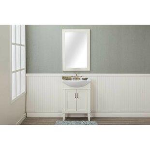 Strong 24 Single Bathroom Vanity Set By Charlton Home