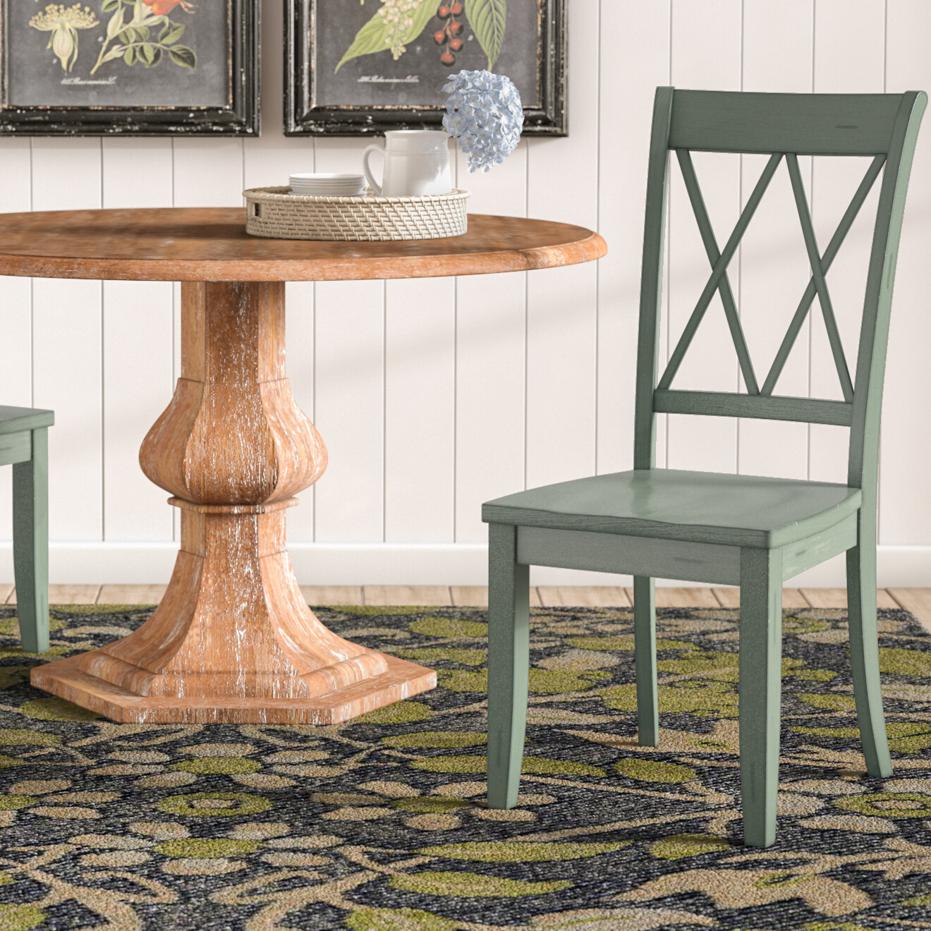 Alcott Hill Diane Solid Wood Dining Chair & Reviews | Wayfair