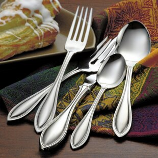 American Harmony 45 Piece Flatware Set, Service for 8