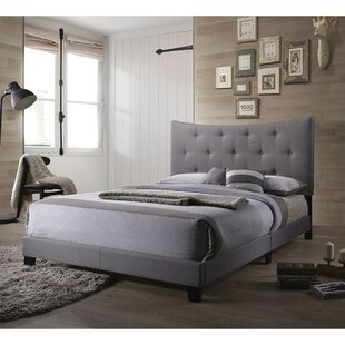 Fraga Queen Upholstered Platform Bed by Wrought Studio