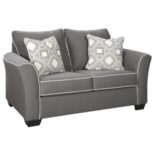 Shop Sneller Loveseat by Charlton Home
