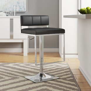 Braeden Adjustable Height Bar Stool