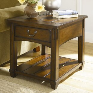 Fort Bragg End Table by Lo..
