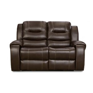 Clark Double Reclining Loveseat by Cambridge
