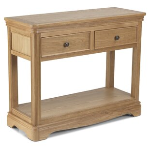Pyrgos Console Table By August Grove