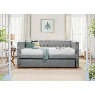 Dawley Daybed with Trundle by Canora Grey