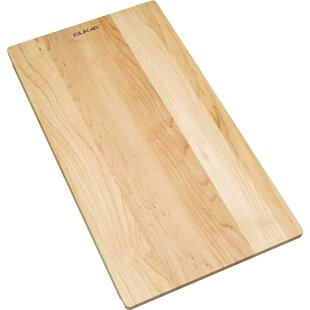 Review Wood Cutting Board By Elkay