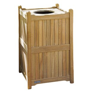Shanda Receptacle 20 Gallon Curbside Trash & Recycling Bin By Darby Home Co