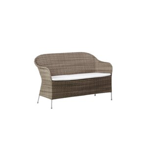 Athene Patio Sofa with Cushions by Sika Design