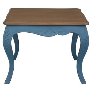 Madison Painted Wood End Table
