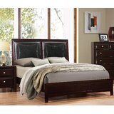 Barfield Upholstered Standard Bed by Charlton Home®