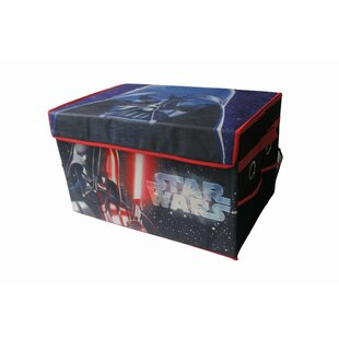 Idea Nuova Star Wars Dark Side Storage Accent Trunk