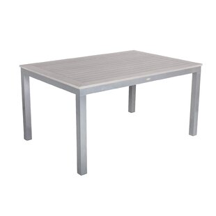 Mcveigh Aluminium Dining Table By Sol 72 Outdoor