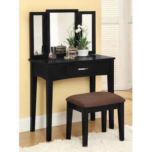 Luisa Vanity with Mirror a..