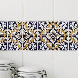 Spanish Tile Decal Wayfair