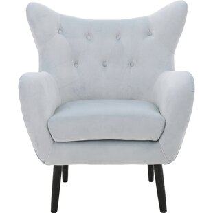 Teal And Gray Accent Chair | Wayfair