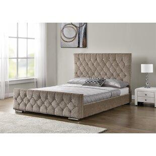 Ararat Upholstered Bed Frame By Rosdorf Park