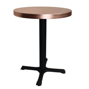 24 In. Round Dining Table by Mio Metals Modern