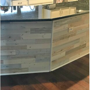 3 River Reclaimed Wood Wall Paneling In Coastal White