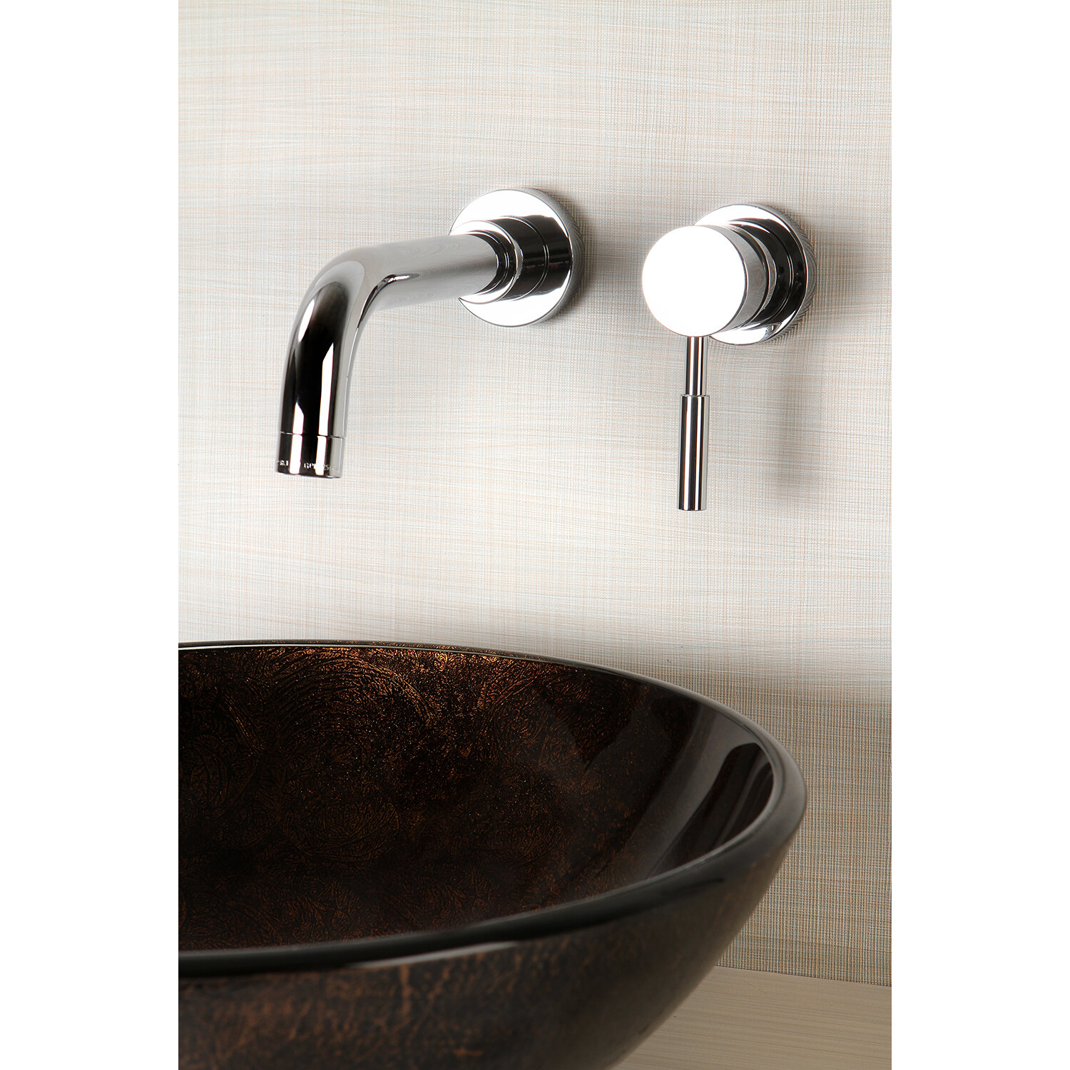Wall Mount Sink Faucet
