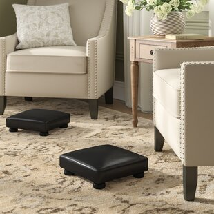 Rohrer Ottoman (Set of 2) by Charlton Home