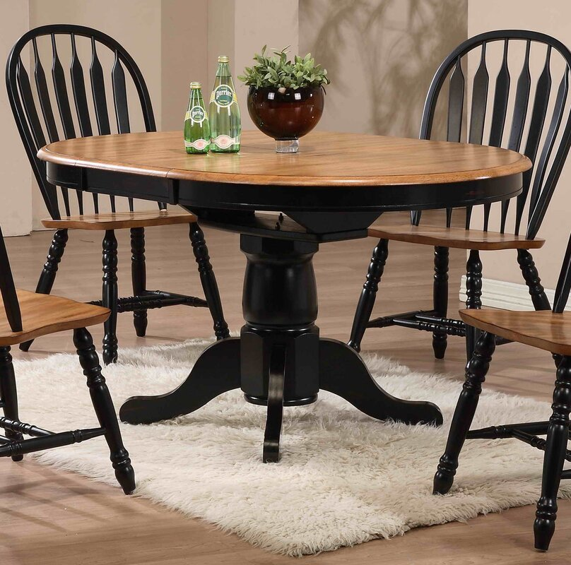 Extendable Kitchen Dining Tables Youll Love Wayfair