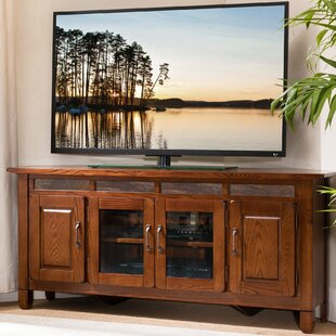 Alcott Hill Yoshioka Slate Tile TV Stand for TVs up to 65