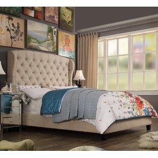 Felisa Upholstered Panel Bed Mulhouse Furniture