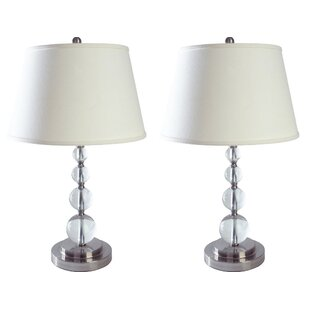 Posen 28 Table Lamp (Set Of 2) by DarHome Co Today Sale Only
