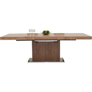 Great choice Belafonte Extendable Dining Table By Wade Logan