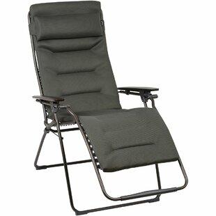 Lafuma Futura Clipper XL Reclining Zero Gravity Chair with Cushion
