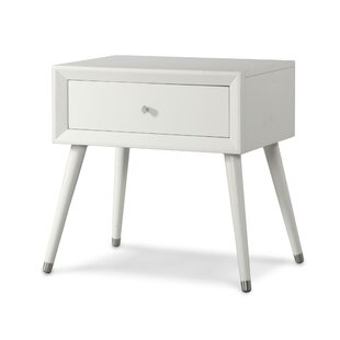 Top Reviews Notting Hill 1 Drawer Nightstand by Child Craft